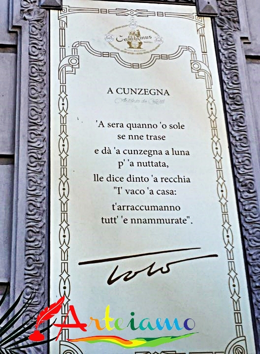 TOTO' PERSONAGGIO DI SPICCO